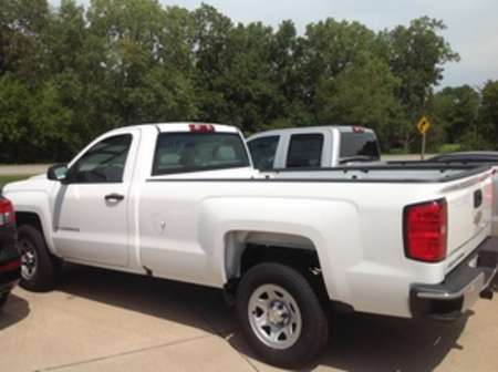 2018 Chevrolet Silverado 1500 Work Truck for Sale  - 129798  - Wiele Chevrolet, Inc.