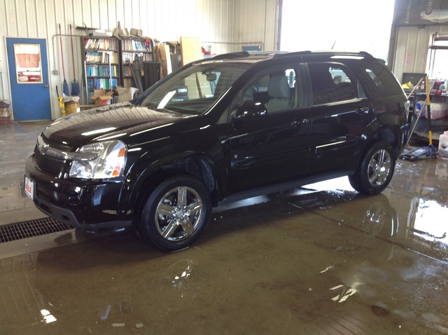 2008 chevrolet equinox lt stock 323469 west liberty ia. Black Bedroom Furniture Sets. Home Design Ideas