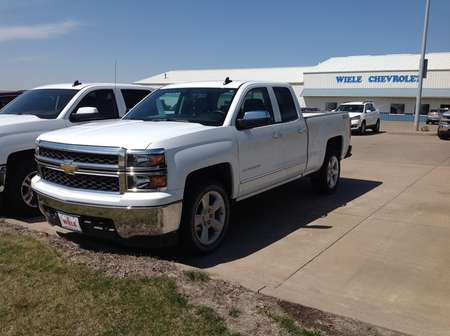 2015 Chevrolet Silverado 1500 LS for Sale  - 401391  - Wiele Chevrolet, Inc.