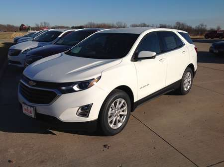 2018 Chevrolet Equinox LT for Sale  - 561427  - Wiele Chevrolet, Inc.