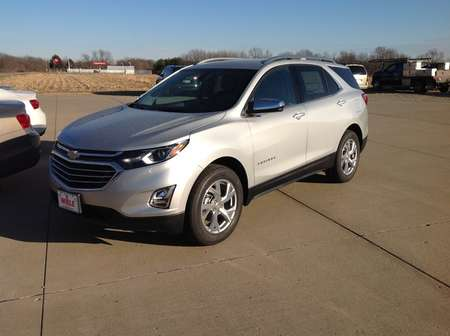 2018 Chevrolet Equinox Premier for Sale  - 239671  - Wiele Chevrolet, Inc.