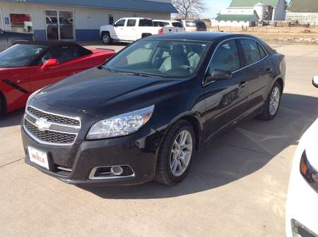 2013 Chevrolet Malibu ECO for Sale  - 244916  - Wiele Chevrolet, Inc.