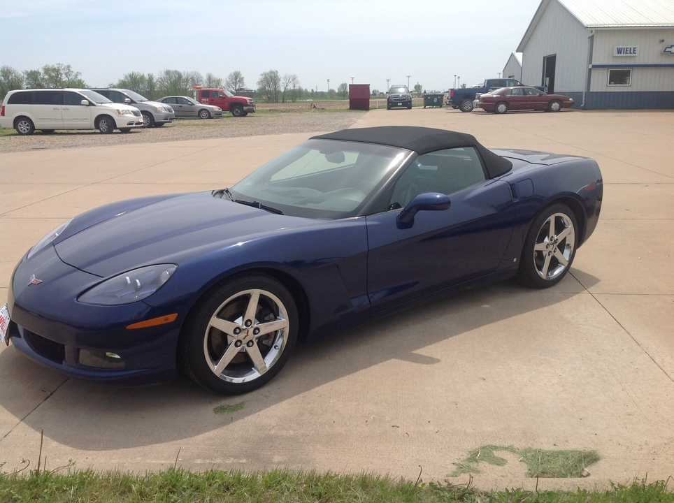 2007 Chevrolet Corvette  - Wiele Chevrolet, Inc.