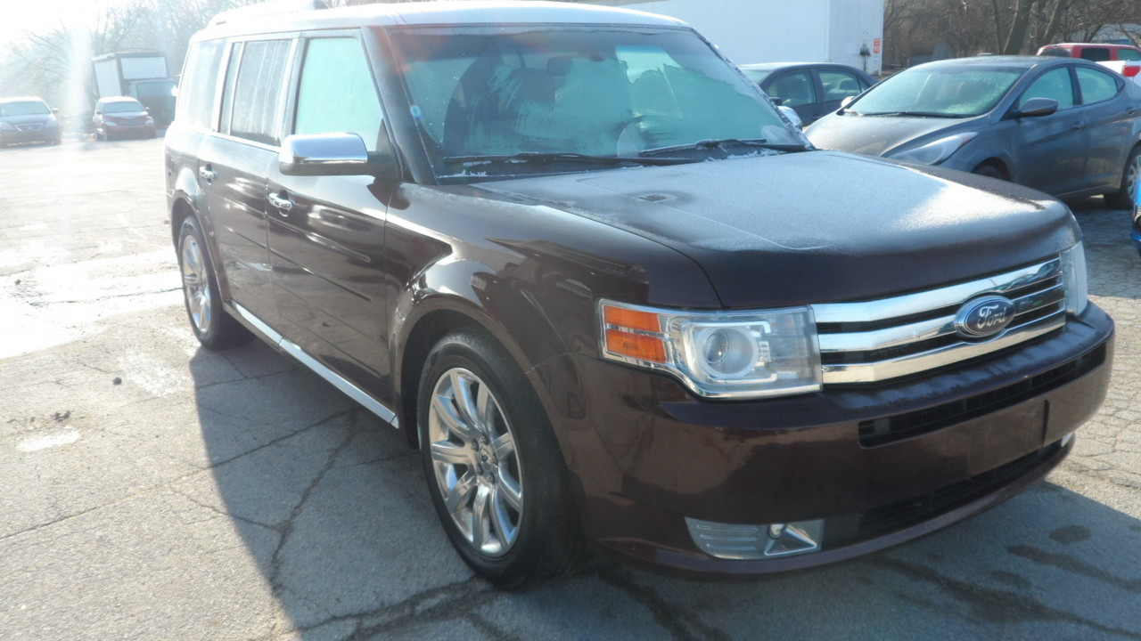 2010 Ford Flex  - Area Auto Center
