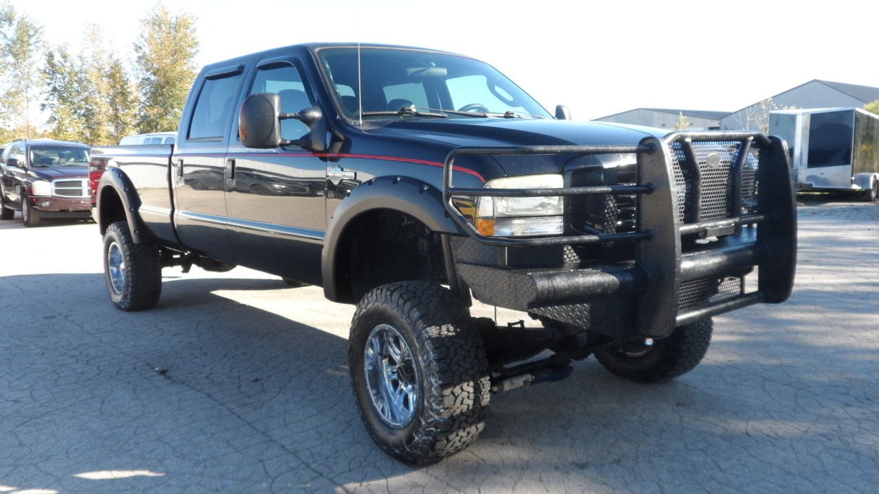 2004 Ford F-250 SUPE