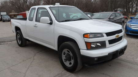 2012 Chevrolet Colorado Work Truck 4WD Extended Cab for Sale  - 11604  - Area Auto Center