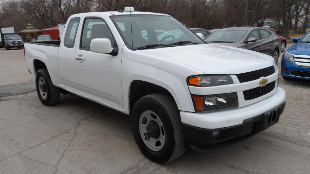 2012 Chevrolet Colorado Work