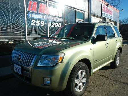 2008 Mercury Mariner 4WD for Sale  - 10049A  - IA Motors