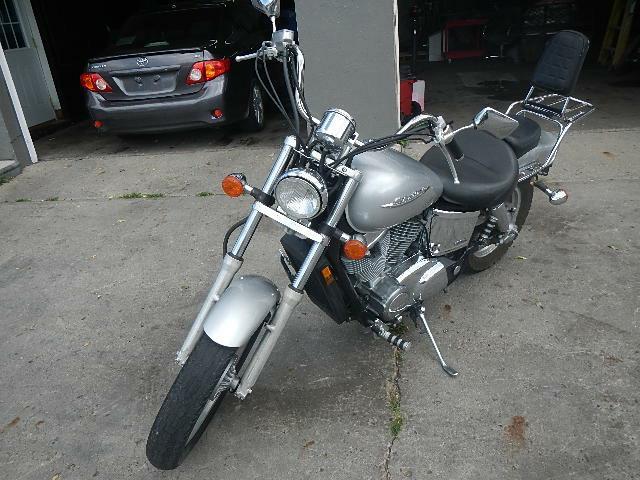 2007 Honda Shadow Spirit  - IA Motors