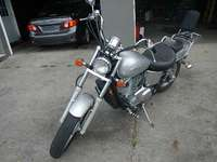 2007 Honda Shadow Spirit SPIR
