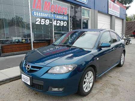 2008 Mazda Mazda3 S for Sale  - 10168  - IA Motors