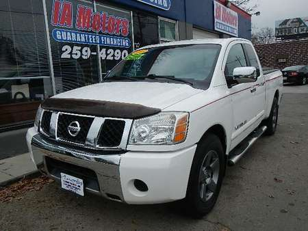 2005 Nissan Titan XE 2WD for Sale  - 10184  - IA Motors