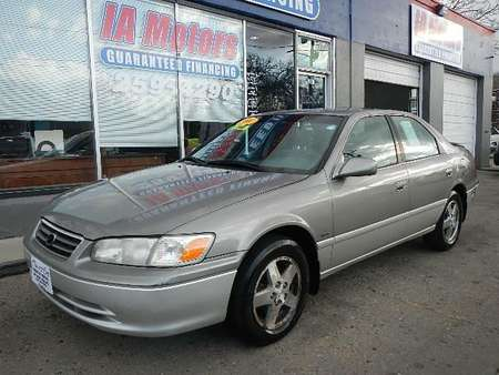 2001 Toyota Camry CE for Sale  - 10189  - IA Motors