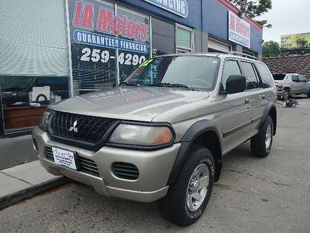 2002 Mitsubishi Montero Sport SPORT ES 4WD for Sale  - 10217  - IA Motors