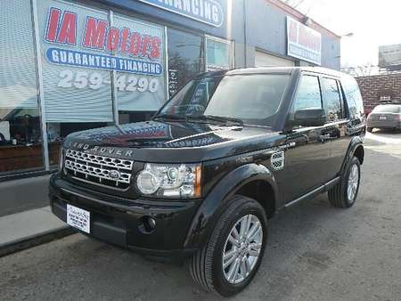 2011 Land Rover LR4 HSE 4WD for Sale  - 10214  - IA Motors