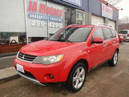 2007 Mitsubishi Outlander XLS AWD for Sale  - 10231  - IA Motors