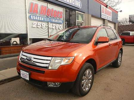 2007 Ford Edge SEL PLUS for Sale  - 10233  - IA Motors