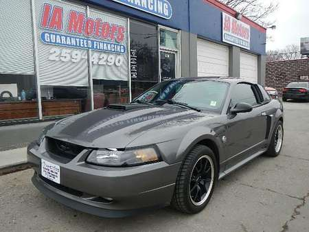 2004 Ford Mustang MACH I for Sale  - 10234  - IA Motors