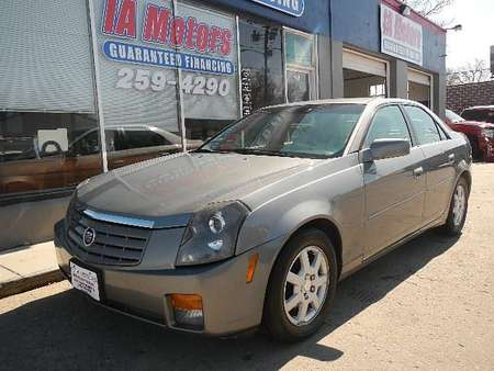 2005 Cadillac CTS  for Sale  - 10237  - IA Motors