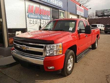 2008 Chevrolet Silverado 1500 LT w/1LT 4WD Extended Cab for Sale  - 10238  - IA Motors