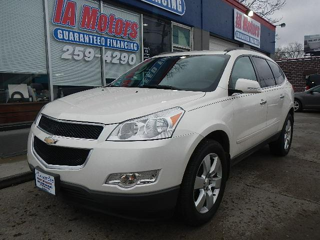 2012 Chevrolet Traverse  - IA Motors