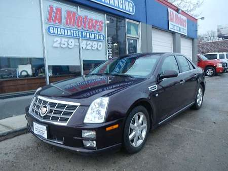 2009 Cadillac STS AWD w/1SB for Sale  - 10241  - IA Motors