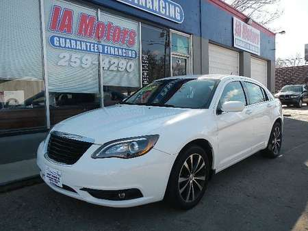 2014 Chrysler 200 LIMITED for Sale  - 10243  - IA Motors