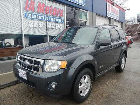 2008 Ford Escape XLT 4WD for Sale  - 10249  - IA Motors