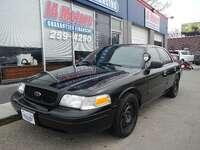 2011 Ford Police Interceptor POLI