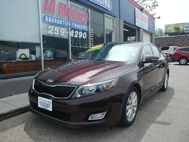2015 Kia Optima  - IA Motors