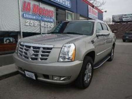 2007 Cadillac Escalade EXT EXT AWD for Sale  - 10255  - IA Motors