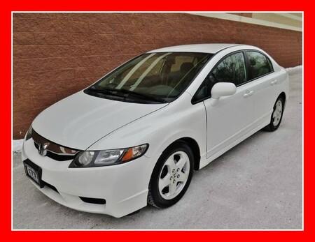 2010 Honda Civic LX for Sale  - P417  - Okaz Motors