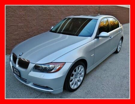 2007 BMW 3 Series 335i for Sale  - P395  - Okaz Motors