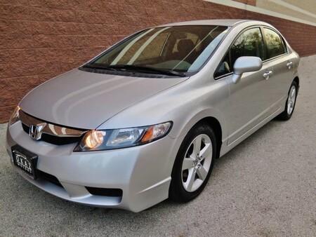 2009 Honda Civic LX-S for Sale  - P409  - Okaz Motors