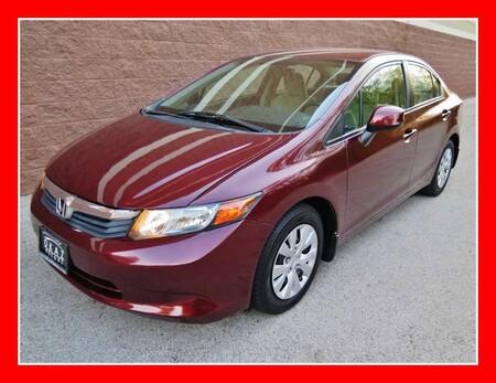 2012 Honda Civic LX for Sale  - P378  - Okaz Motors