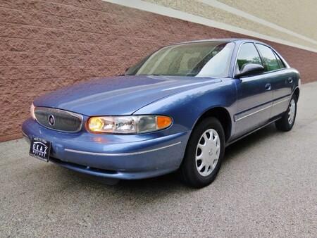 1999 Buick Century Custom for Sale  - P363  - Okaz Motors