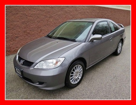 2005 Honda Civic Cpe EX for Sale  - P440  - Okaz Motors