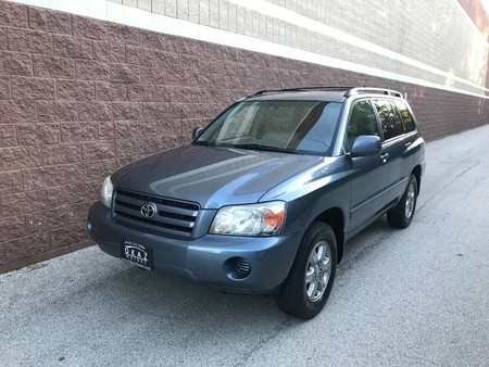 2006 Toyota Highlander w/3rd Row 4WD for Sale  - AP5019  - Okaz Motors
