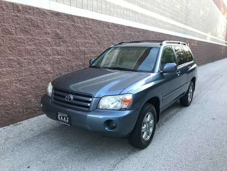 2006 Toyota Highlander w/3rd Row 4WD for Sale  - AP5019  - Okaz Motors