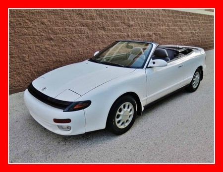 1993 Toyota Celica GT for Sale  - P424  - Okaz Motors