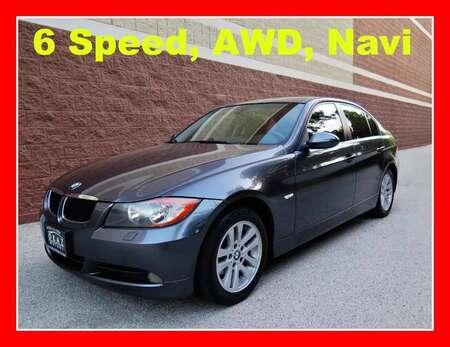 2007 BMW 3 Series 6-SPEED AWD for Sale  - P468  - Okaz Motors