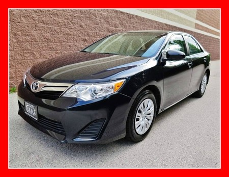 2014 Toyota Camry LE for Sale  - P442  - Okaz Motors