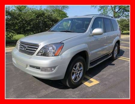 2005 Lexus GX 470 4WD for Sale  - P471  - Okaz Motors