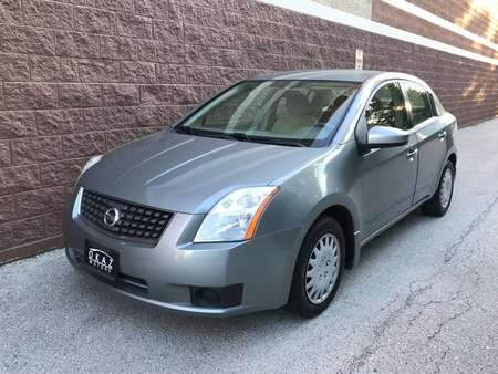 2007 Nissan Sentra 2.0 for Sale  - AP5033  - Okaz Motors