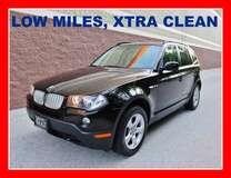 2007 BMW X3 3.0s