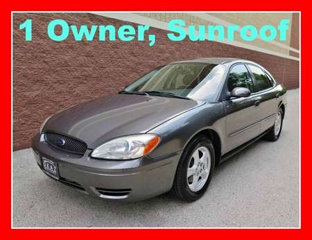 2004 Ford Taurus SES for Sale  - P488  - Okaz Motors