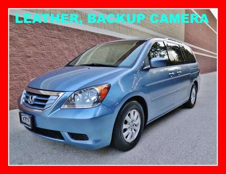 2008 Honda Odyssey EX-L for Sale  - P493  - Okaz Motors