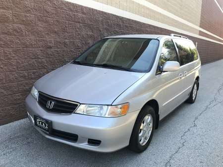 2002 Honda Odyssey EX-L w/DVD/Leather for Sale  - AT5031  - Okaz Motors