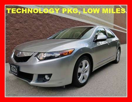 2009 Acura TSX Tech Pkg for Sale  - P494  - Okaz Motors