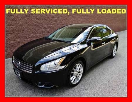 2011 Nissan Maxima 3.5 SV for Sale  - P504  - Okaz Motors